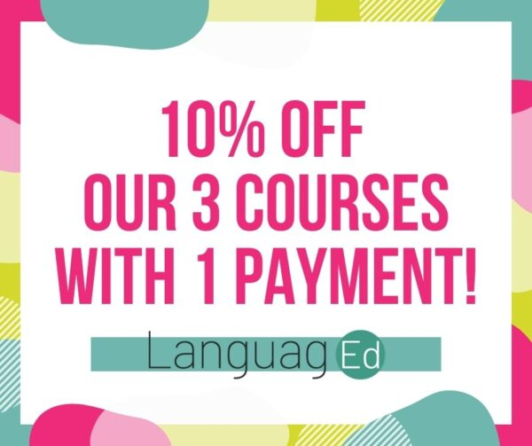 3 courses 1 payment